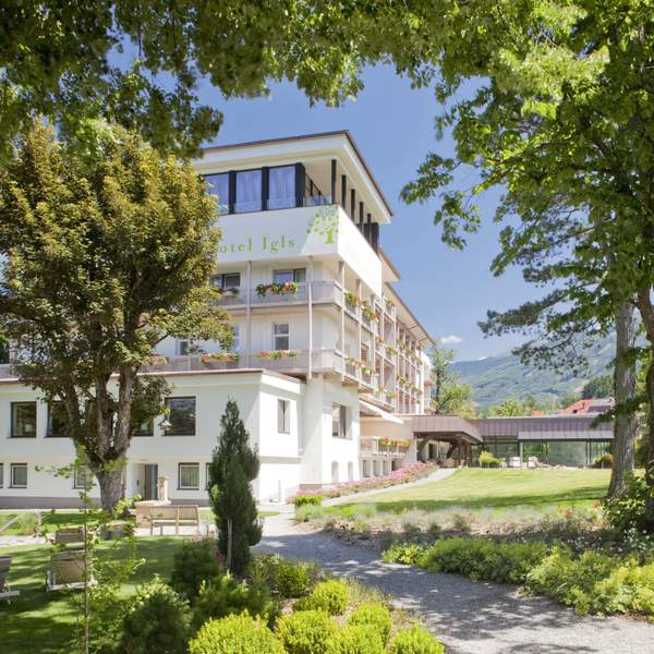 A Mayr Summer Menu from Parkhotel Igls