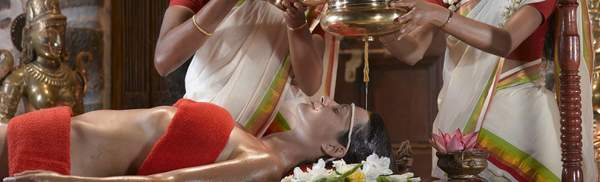 Ayurveda healing for sleep issues at Swaswara in India