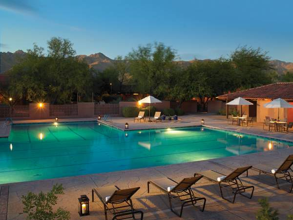 Condé Nast Traveller - Canyon Ranch Tucson