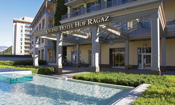 Conde Nast Traveller Spa Guide - Grand Resort Bad Ragaz