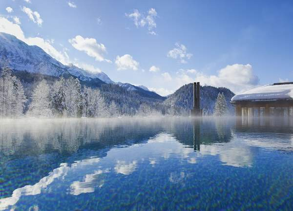 Condé Nast Traveller Spa Guide - Schloss Elmau