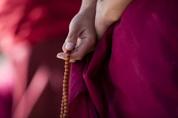 The Sleep Guru: How to Use a Mala for Meditation