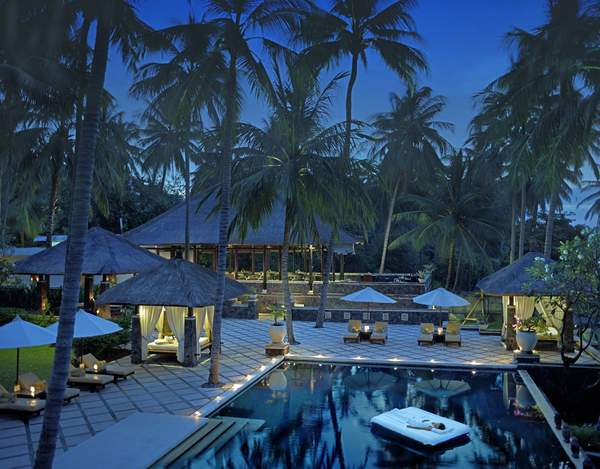 On the Scene: Spa Village Resort Tembok, Bali