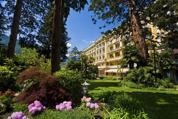Palace Merano Wins Most Progressive Spa 2016