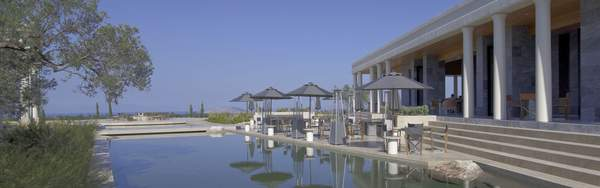 Pure Relaxation at Aman Resorts