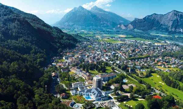 Grand Resort Bad Ragaz - Tatler 2015 Spa Guide Review