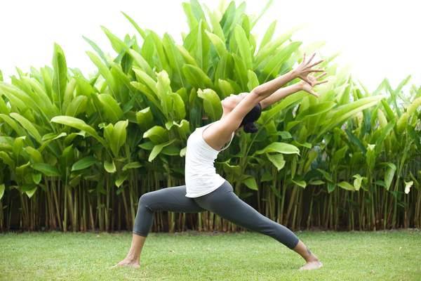 Yoga and Detoxing at Absolute Sanctuary