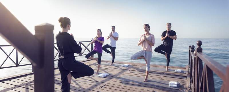 Group Wellness Retreats
