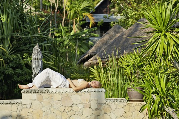 Karina Stewart at Kamalaya talks about Stress & Burnout