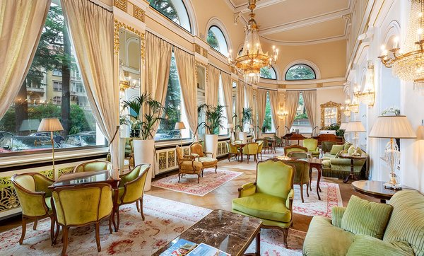 Palace Merano - Conde Nast Traveller 2020 Spa Guide Review