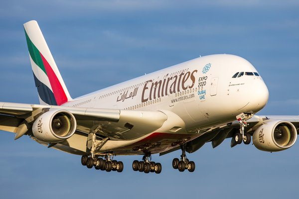 Emirates Waives Change & Reissue Fees