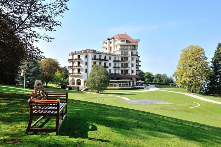 Hôtel Royal Evian Resort