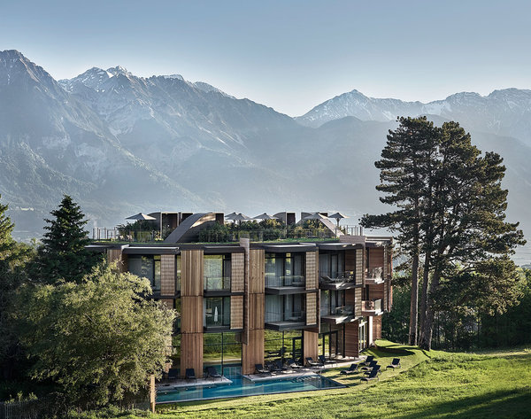 Lanserhof Tegernsee - Conde Nast Traveller 2020 Spa Guide Review