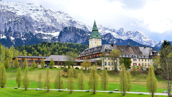 Schloss Elmau - Tatler 2020 Spa Guide Review