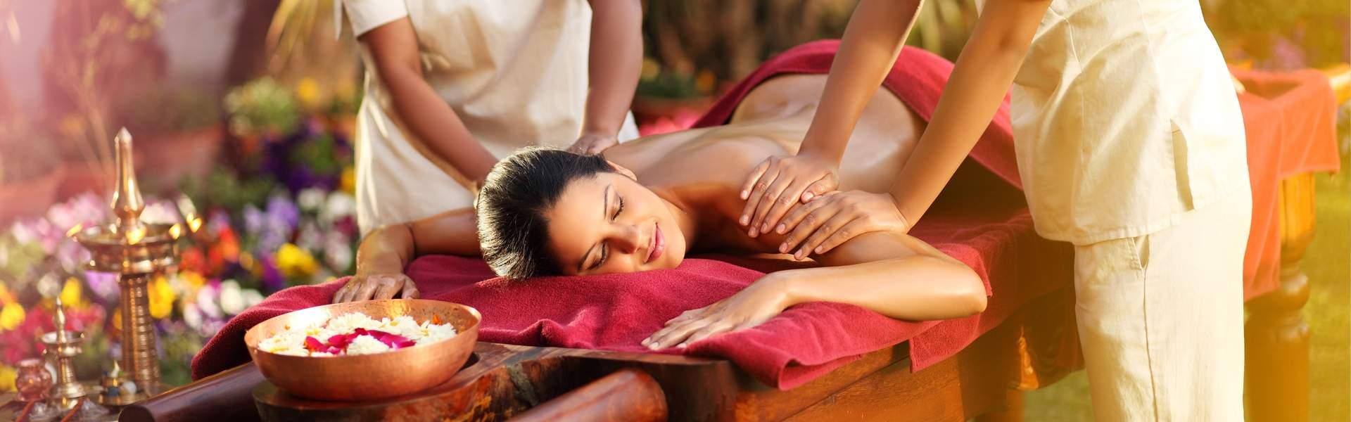 spa break in Sri Lanka
