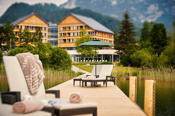 VIVAMAYR Altaussee - Conde Nast Traveller 2018 Spa Guide Review