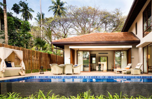 Two Bedroom Garden Pool Villa