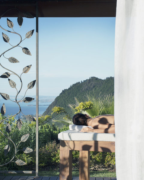 Lefay - Conde Nast Traveller 2019 Spa Guide Review