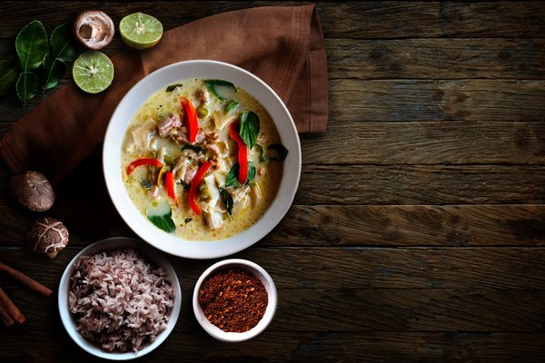 Tasty Thai Green Chicken Curry Recipe