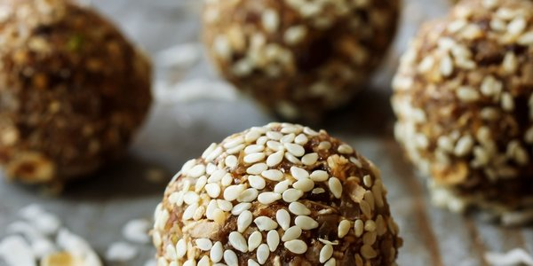 Healthy Energy Balls Recipe