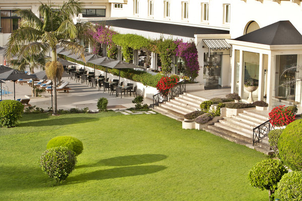 Palacio Estoril - Conde Nast Traveller 2020 Spa Guide Review
