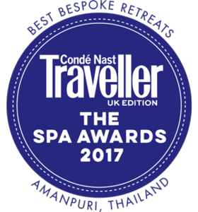 Conde Nast Spa Awards 2017