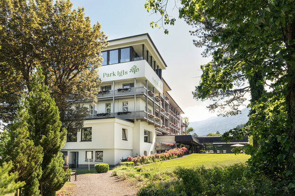 Park Igls - Conde Nast Traveller 2019 Spa Guide Review