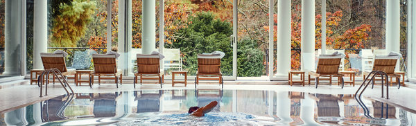Villa Stephanie - Conde Nast Traveller 2019 Spa Guide Review