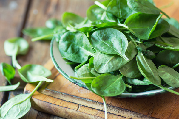 Spring Spinach Recipe