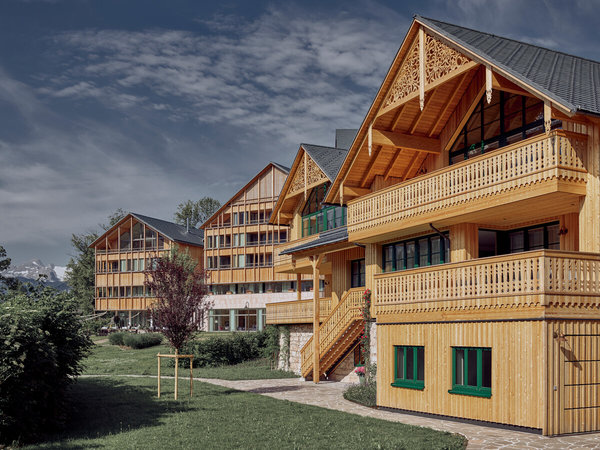 New Park Residences At VIVAMAYR Altaussee