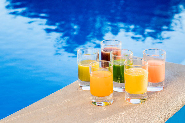Juice Detox Retreat at Longevity