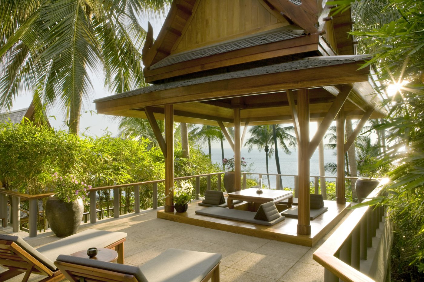 Amanpuri wellness retreats