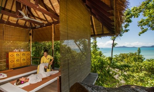 kamalaya massage
