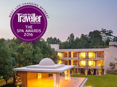 Conde nast traveller spa awards