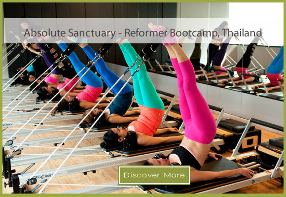 Absolute Sanctuary Reformer Bootcamp