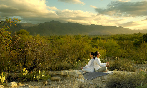 Wellbeing Retreats for Couples